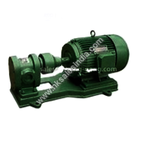 Admixer Gear Pump For Plant