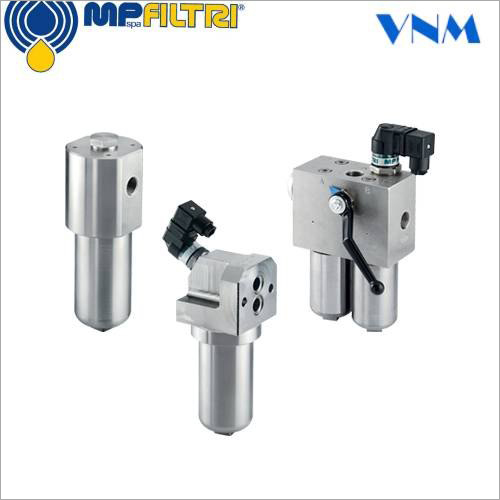 MP Filtri SS Pressure Filters