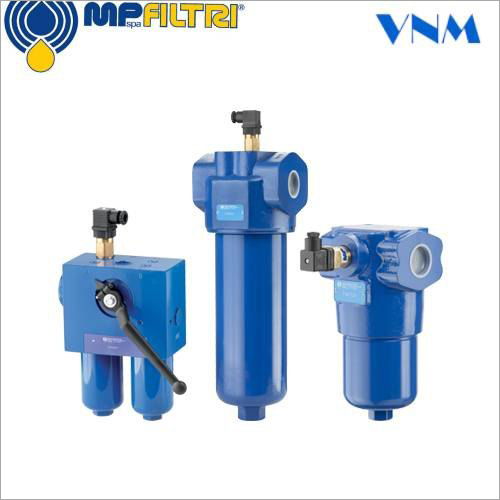 MP Filtri High Pressure Filters