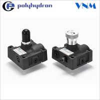Polyhydron Flow Control Valve