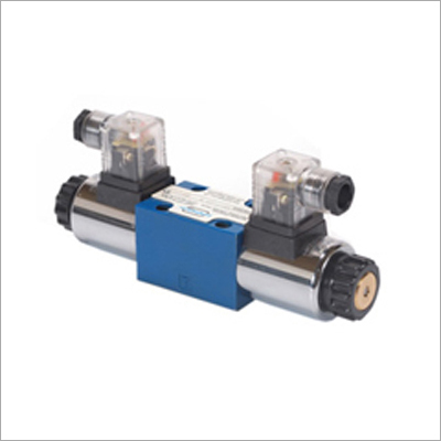 Directional Control Valves, Solenoid Operated