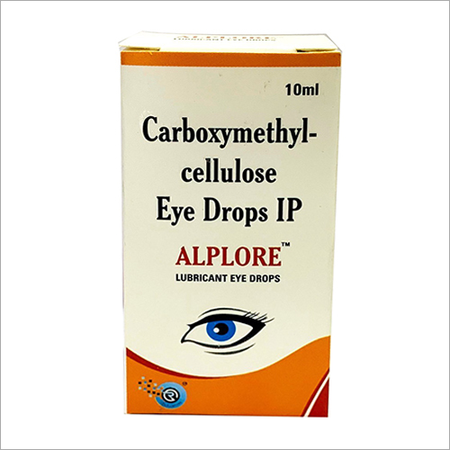 10 ml Carboxymethyl-cellulose Eye Drop IP
