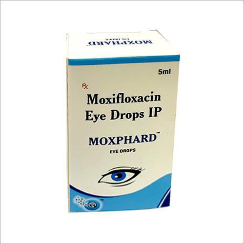 5 ml Moxifloxacin Eye Drop IP