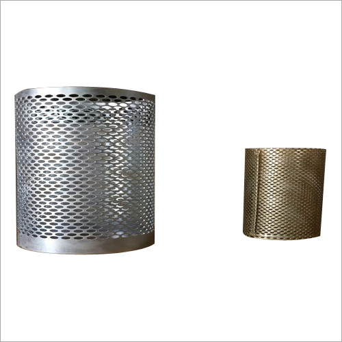 Perforated Filter Sheet