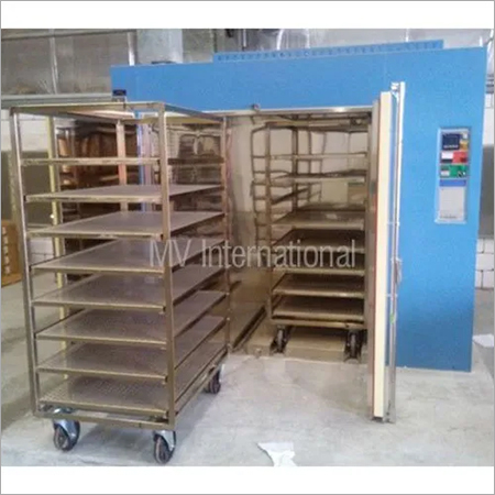 Lacquer Curing Oven