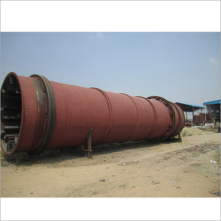 Ms Rotary Dryer