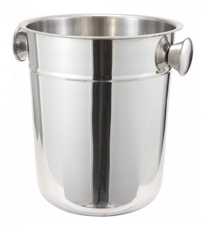 Wine Bucket with Folding Tripod Stand SS 71 cms