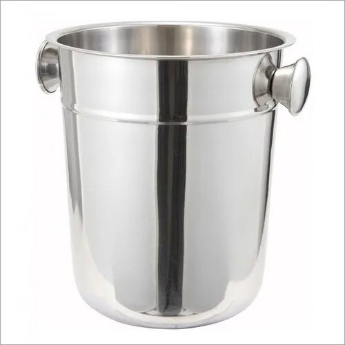 Wine Bucket with Knob Handle 22 x 25 cm