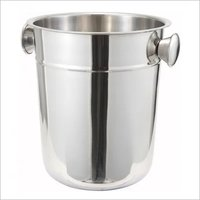 Wine Bucket with Knob Handle 22 x 25 cm