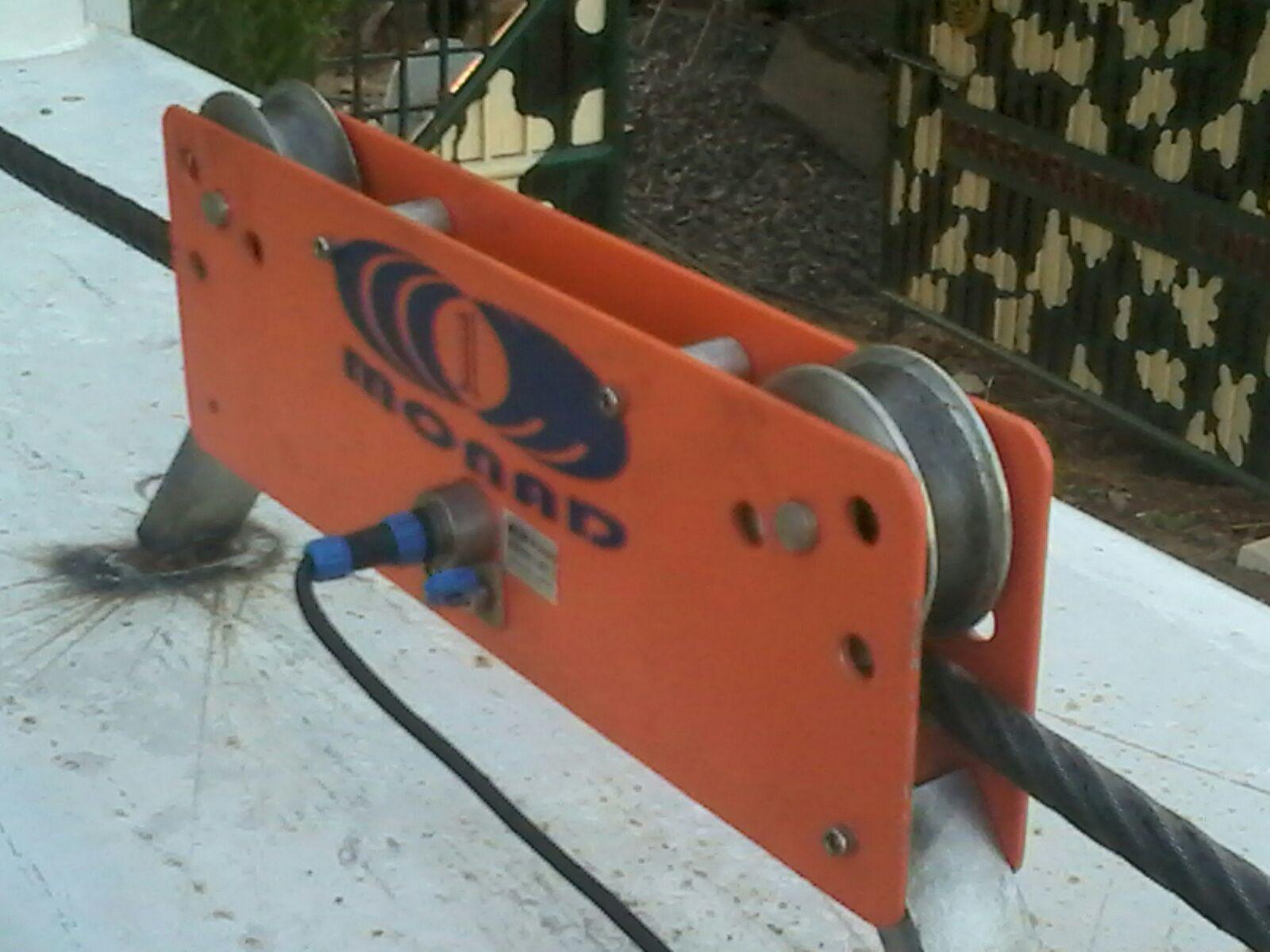 Safe Load Indicator For Cranes