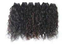 virgin curly hair, pure unprocessed human hair
