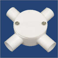 PVC Junction Box With Lid