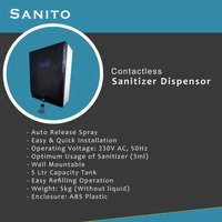 sanitizer disp