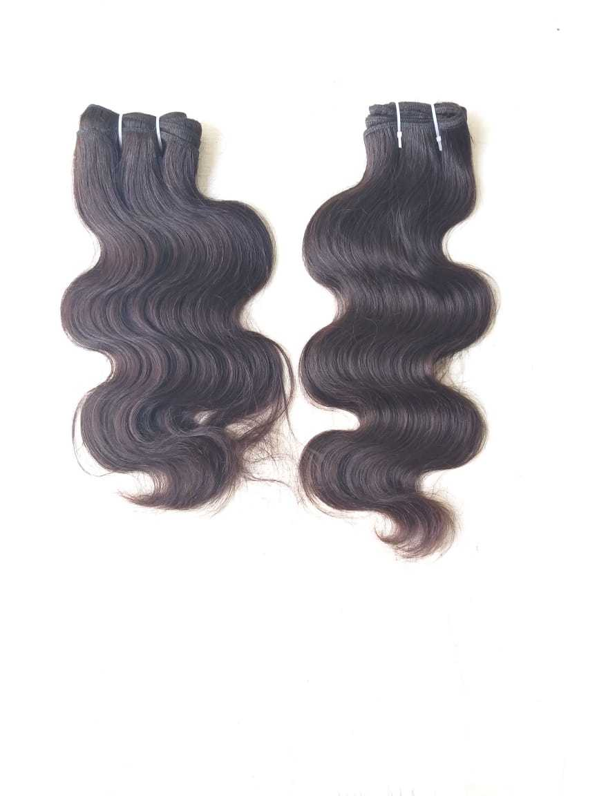100% Virgin Human Hair Top Quality Loose Body Wave Hair