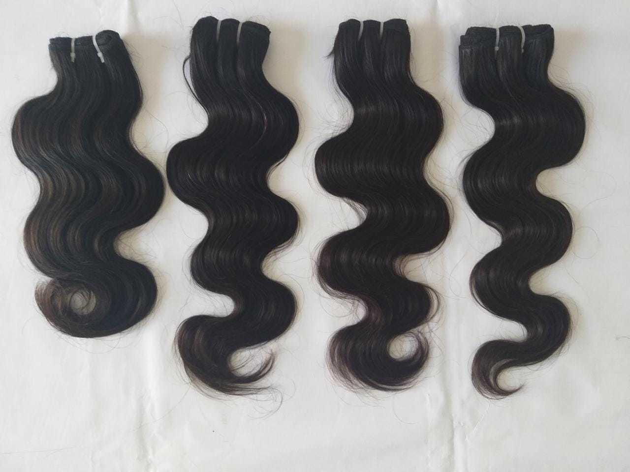 100% virgin human hair top quality Loose Body Wave Hair