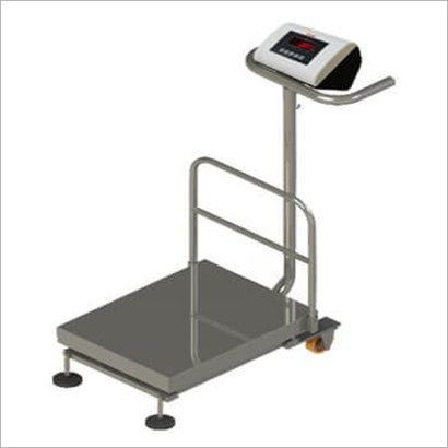 Ds-215N Electronic Trolley Scale