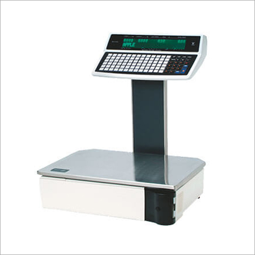 Barcode Label Printer Scales