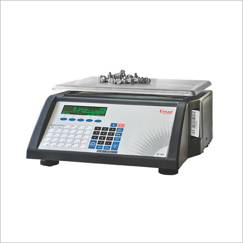 DC-810 Counting, Barcode Printing Scale