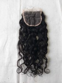 Virgin Human Hair 4x4 Swiss HD transparent Lace Closure