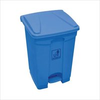 PLASTIC DUSTBIN WITH PEDAL 45 LTR