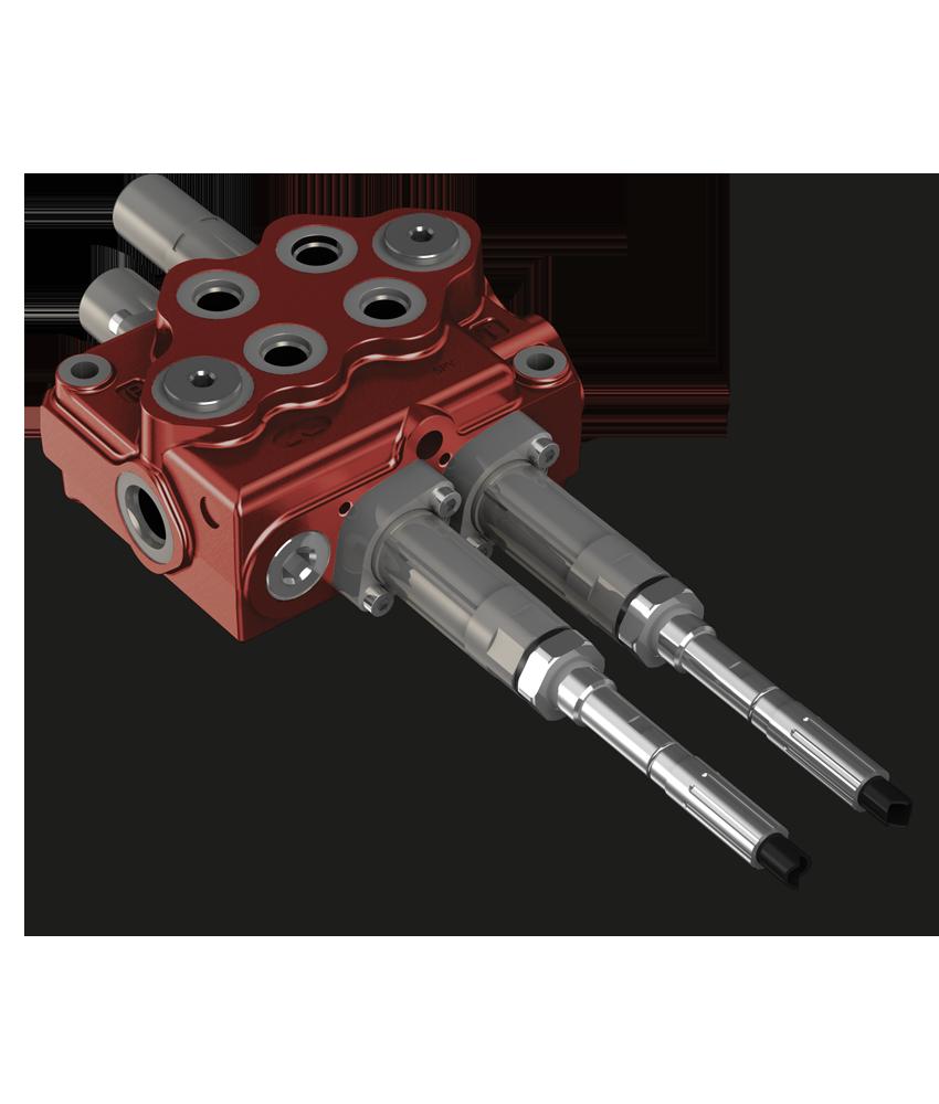 Walvoil Monoblock valves