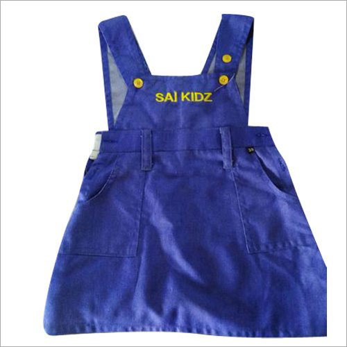 Kids School Pinafore
