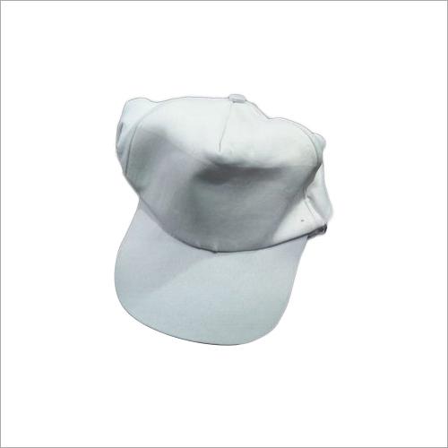 Plain White Cap