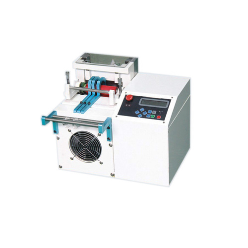 Automatic hose/pipe/tube/flat cable cutting machine