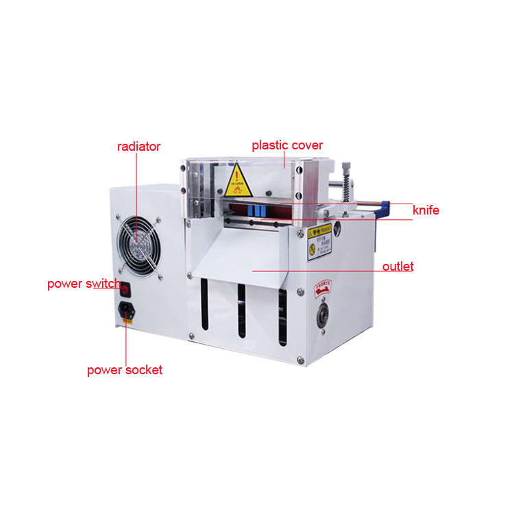 Automatic Hose Pipe And Cable Cutting Machine