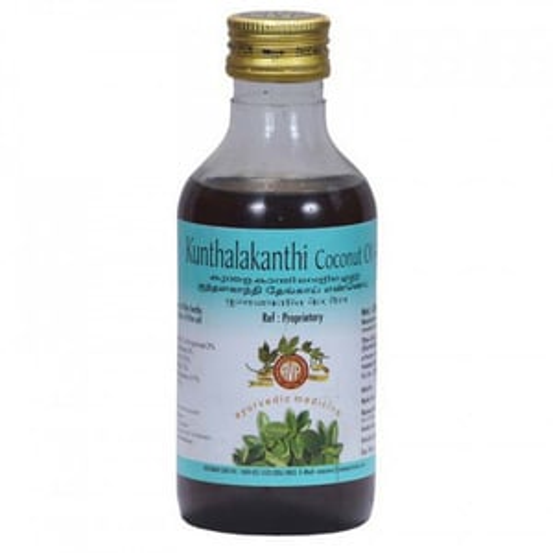 Kunthalakanthi Coconut Oil