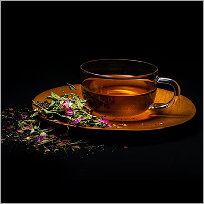 Black Tea With Herb