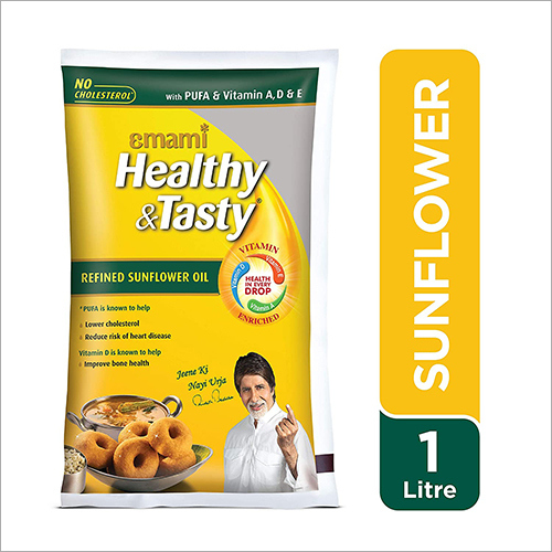 Emami Refined Sunflower Oil