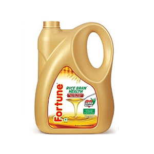 5 Ltr Rice Bran Oil