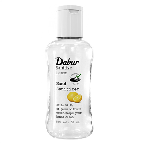50 ml Dabur Lemon Sanitizer