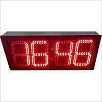 4 Digit LED Digital Clock