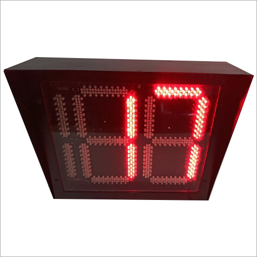 Automatic Traffic Signal Countdown Timer