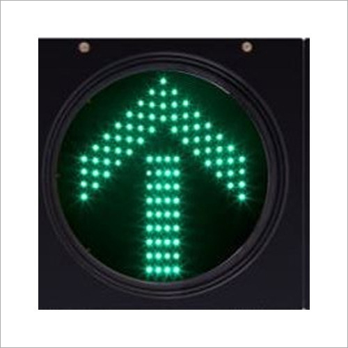 Green Arrow LED Traffic Light