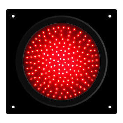 LED Red Traffic Light