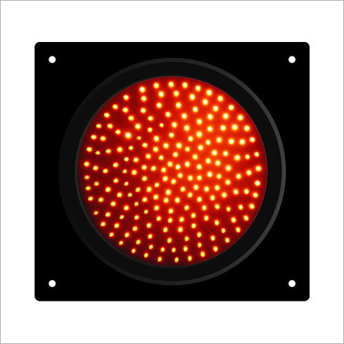 LED Traffic Light Amber