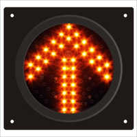 230V Amber Arrow Traffic Light