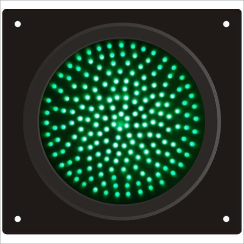 LED Green Traffic Light