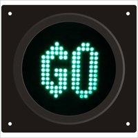 Traffic Signal Digital Countdown Timer