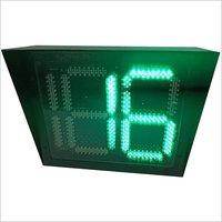Multi Color Traffic Signal Countdown Timer