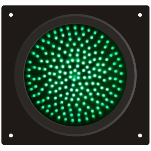 LED Green Traffic Light