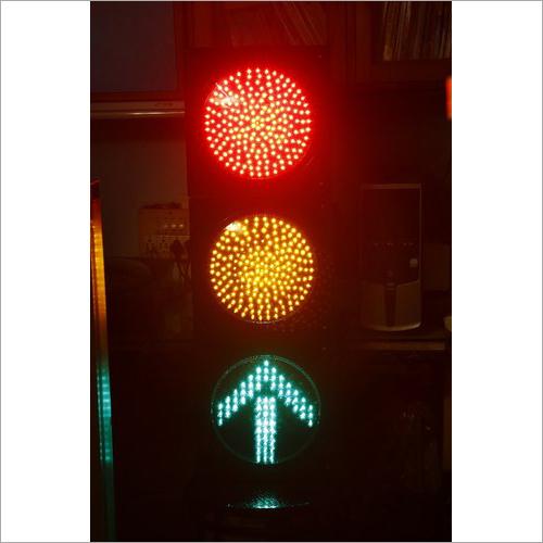 Green Arrow LED Traffic Light