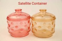 Plastic Jars & Containers Set
