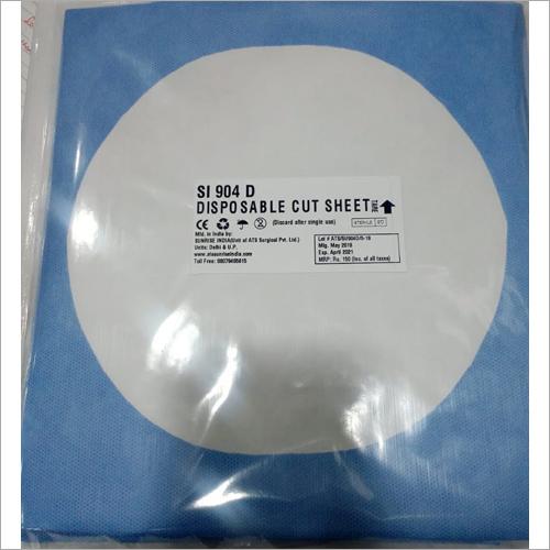 Disposable Cut Sheet