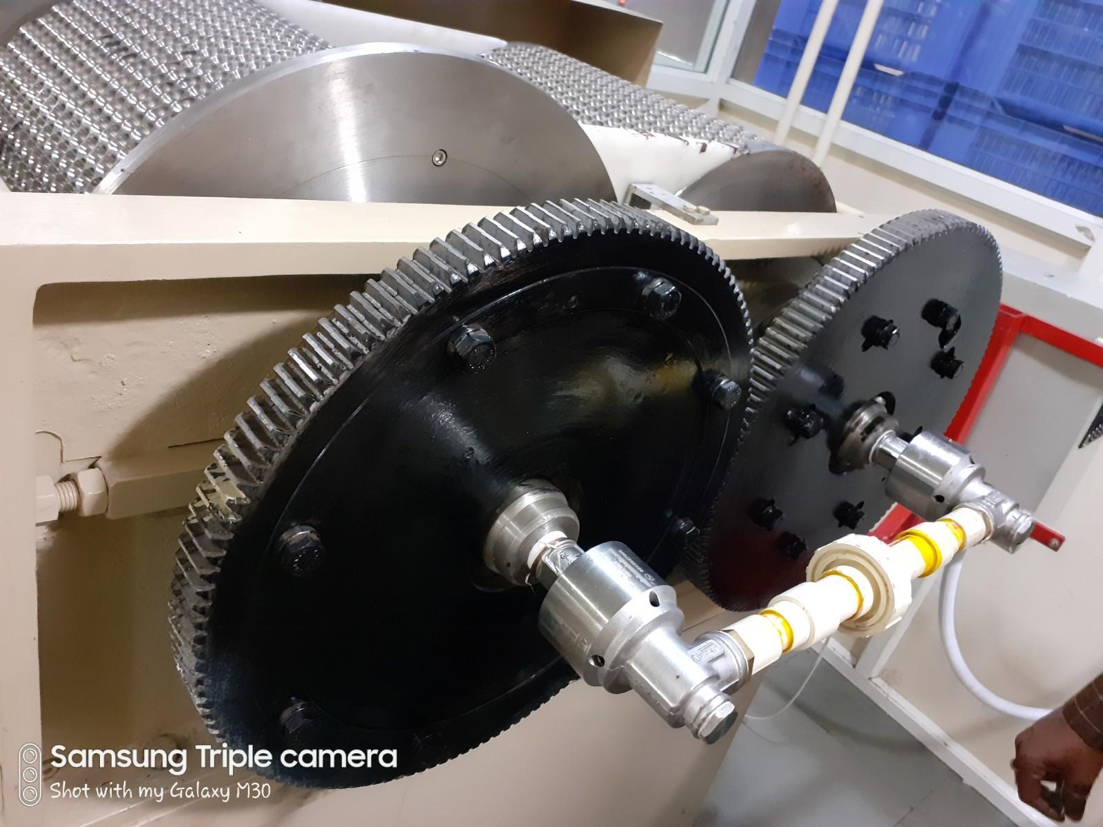 Gems  Chocolate Making Machine