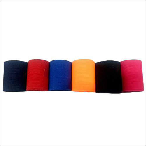 Plain Colored Elastic Tape