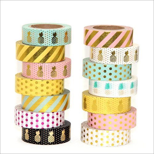 Polyester Digital Printed Tape
